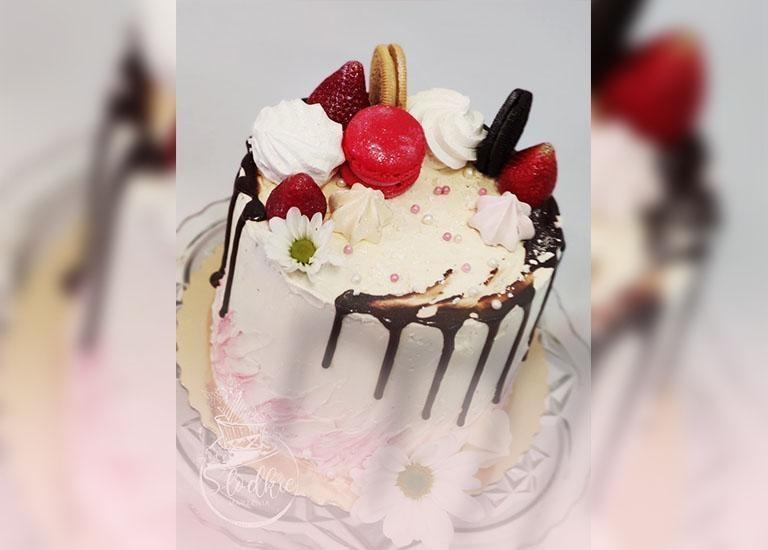 dziecięcy tort urodzinwoy